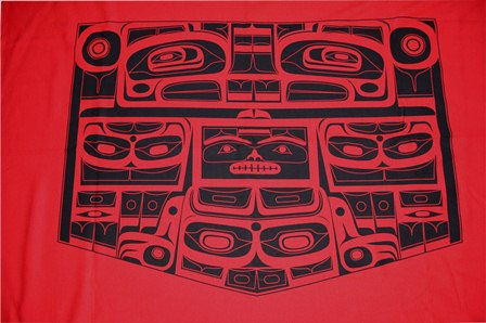 Blanket, Chilkait Thunderbird