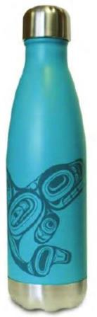 Bottle, Insulated, Whale