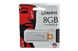 Kingston Datatraveler G4 8GB Non-Encrypted Flash Drive
