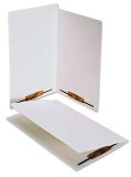 Lateral File Folder, Letter, with  Fasteners