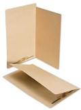 Lateral File Folder, Legal, with Fastener