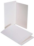Lateral File Folder, Legal, with Mylar End Tab