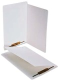 Lateral File Folder, Legal, with Mylar End Tab and Fastener