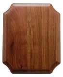 Blank Walnut Plaque