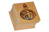 Bentwood Box, Orca Design
