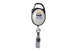 Retractable Badge Holder with BC ID Logo