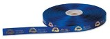 Satin Ribbon, Blue with BC ID Logo