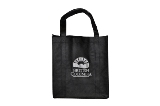 Black Reusable Bag with BC ID Logo