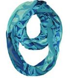 "A Scarf, Circle ""Eco Spirit"""