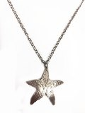 MMM, Necklace, Silver Starfish