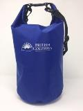 Dry Bag, Blue with BCID