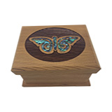Bentwood box, Butterfly Design