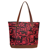 Tote Bag, Woven, Eagle Crest